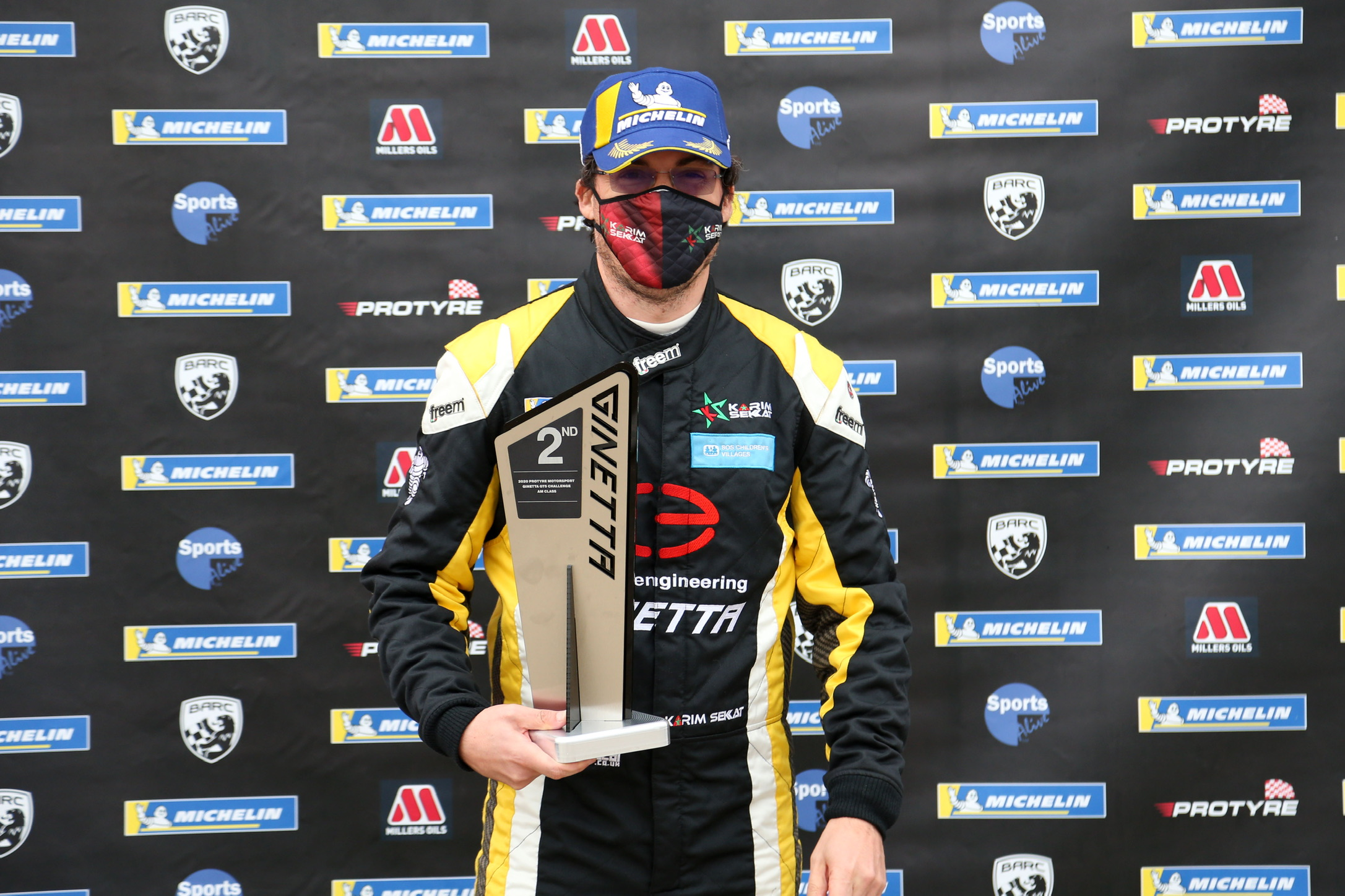 Vice Champion GT5 Challenge AM 2020